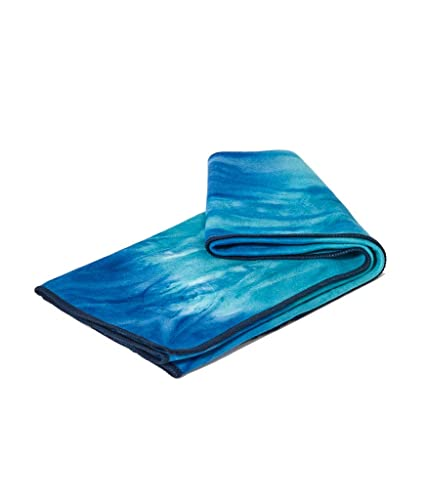 Manduka eQua - Toalla de Mano, Color Azul: Amazon.es ...