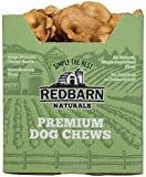 Redbarn - Pig Snouts Pet Treats Dog Supplies 50 Pieces In The Case