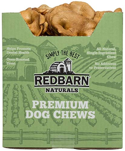 Redbarn – Pig Snouts Pet Treats Dog Supplies 50 Pieces In The Case For Sale