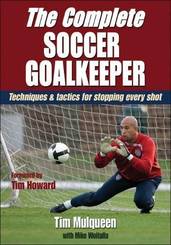Soccer Goalkeeper Training - 6