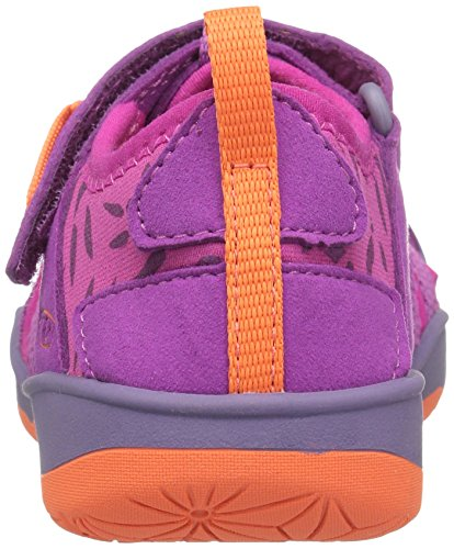 Moxie Purple Dress Keen Blue S Wine Kids' Viridian Sandal Nasturtium Dress 58wIqSB