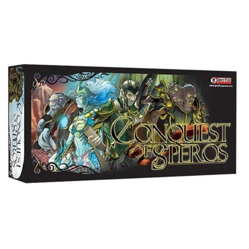 Grey Fox Games Conquest of Speros Board Game