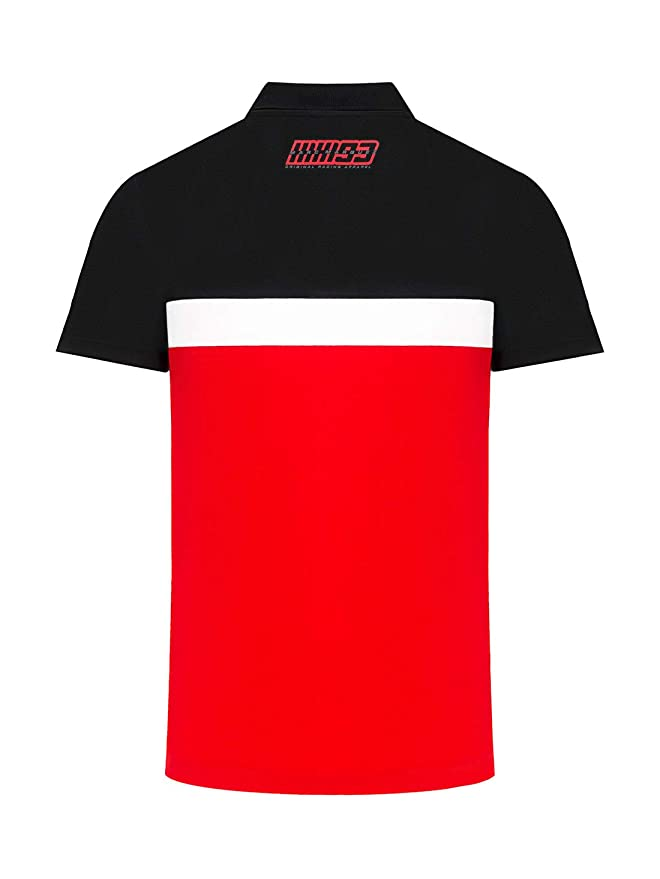 Marc Marquez - Polo Bicolor para Hombre MM93 - Oficial 2019 Small ...