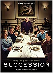 Succession: The Second Season (DVD)