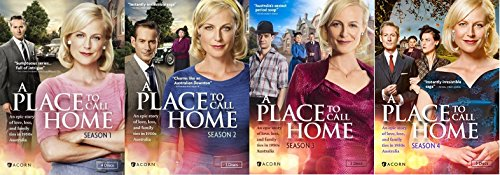 A Place to Call Home Seasons 1 - 4