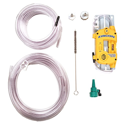 (Zircon Water Level 25 Contractor Kit with 50 Ft. Hose and Accessories)