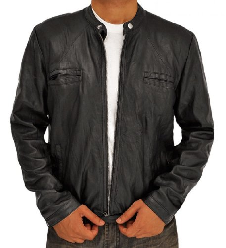 DashX 17 Again Jacket Zac Efron Leather Jacket,XX-Large