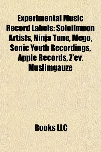 Experimental music record labels: Ninja Tune, Mego, Sonic ...