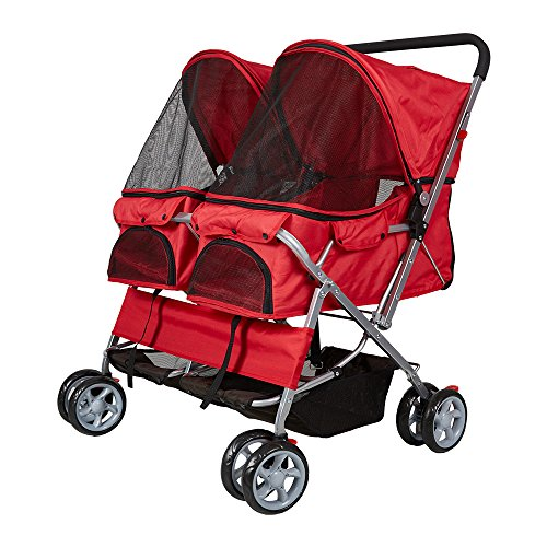 Best Dog Stroller For 2 Dogs - 7