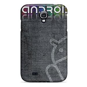 Hot OBI1753mxCH Android Metal Tpu Case Cover Compatible With Galaxy S4