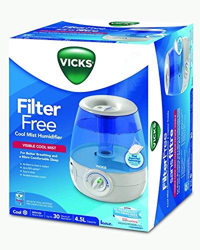 Vicks FilterFree Cool Mist Humidifier