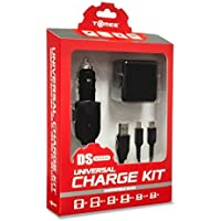 Tomee Universal Charge Kit for New 2DS XL/ New 3DS/ New 3DS XL/ 2DS/ 3DS XL/ 3DS/ DSi XL/ DSi/ DS Lite - Nintendo DS