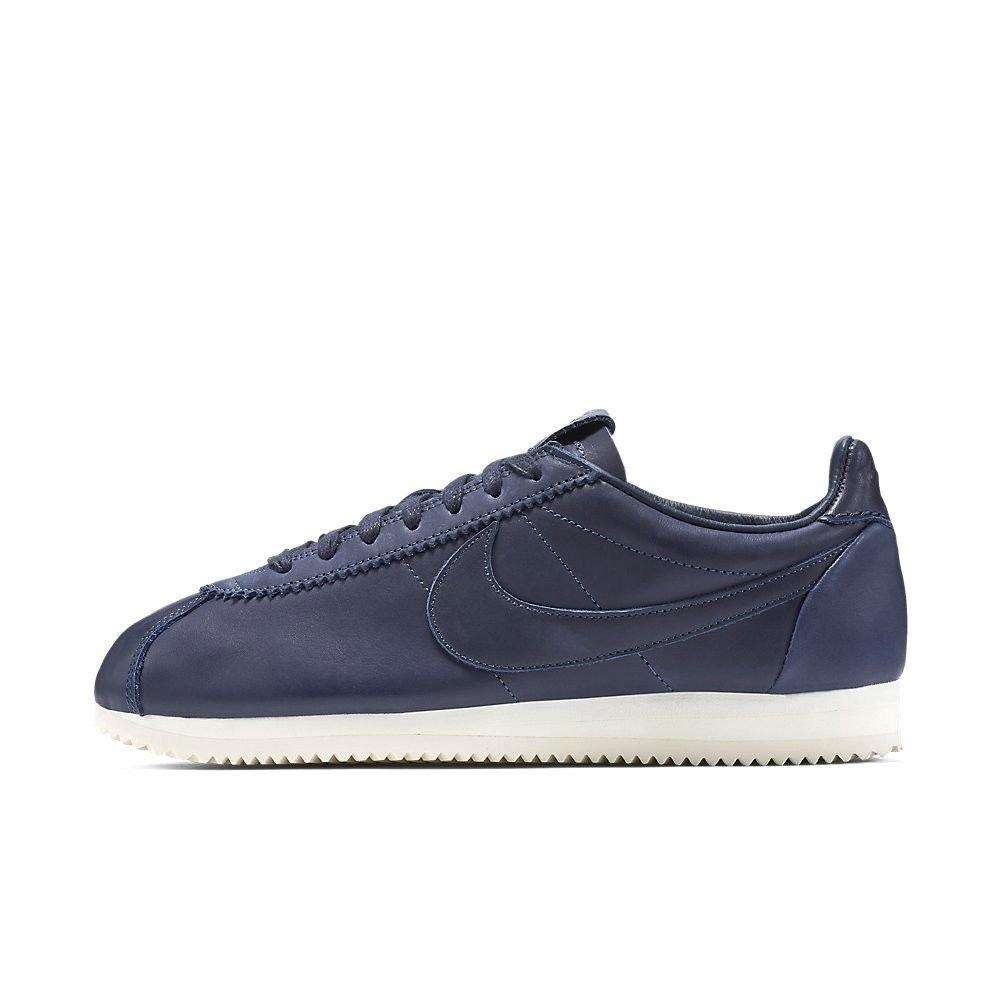 cheap for discount 44e02 d8672 Nike Classic Cortez Premium QS TZ - Thunder Blue Sail-UK 7   EU 41   Amazon.co.uk  Shoes   Bags