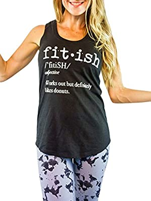 Ofenbuy Womens Workout Tank Tops With Funny Sayings