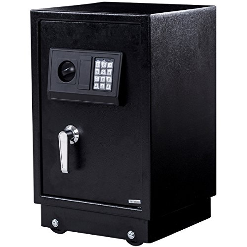 Giantex-Security-Safe-Box-Anti-Theft-Safe-Wall-Mouted-with-Digital-Lock-Removable-Wheels-Security-Box-for-Money-Jewelry-Gun-Storage