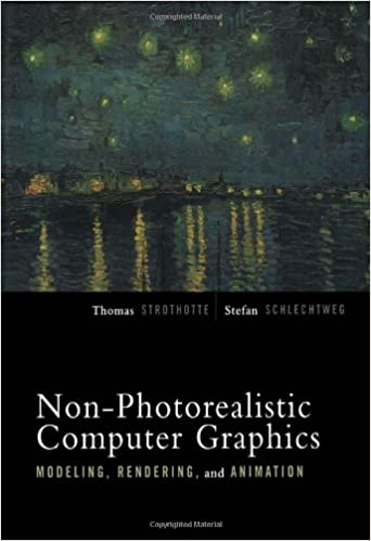 Non-Photorealistic Computer Graphics: Modelling, Rendering, and Animation