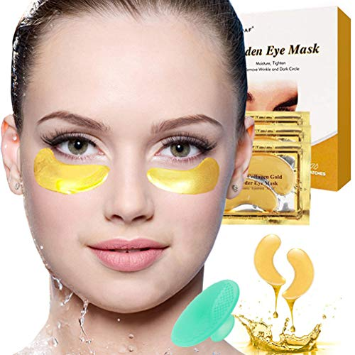 Gold Eye Mask 24K Treatment