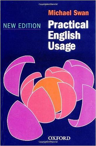 Swan practical english usage скачать.