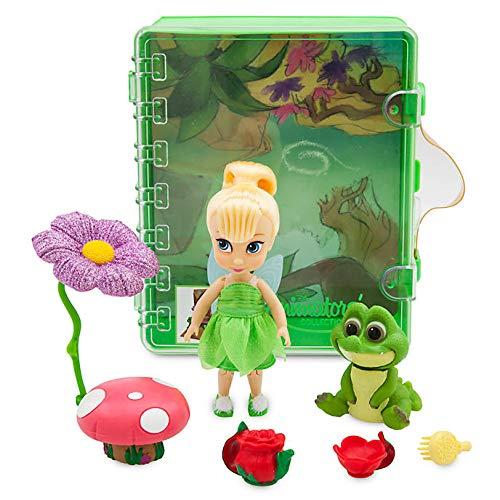 Ensemble de jeu de la f/ée Clochette de la collection Disney Animators Collection