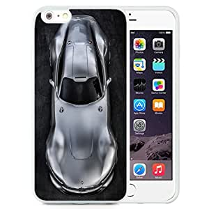 NEW Fashion Custom Designed Cover Case For iPhone 6 Plus 5.5 Inch Mercedes Amg White Phone Case
