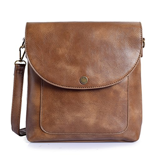BROWN LINO BROWN PERROS WOMEN'S LEATHER BAG SLING LINO PERROS LEATHER SLING WOMEN'S 50qqAwrd