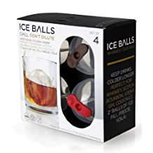 Prepara Ice Ball Mold, Set of 4