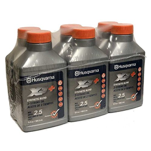 2 Cycle Oil Husqvarna (Husqvarna XP+ 2 Stroke Oil 6.4 oz. Bottle 6-Pack 593152303)