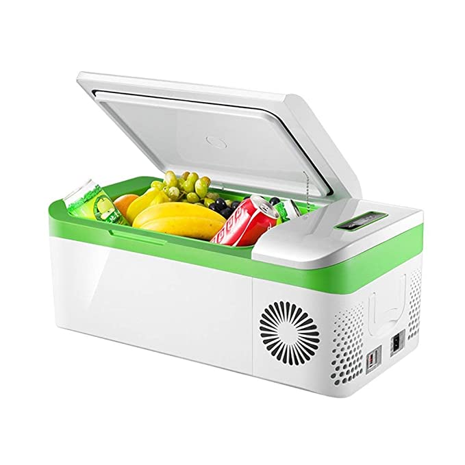 WANNA.U Auto Nevera portátil compresor Nevera congelador Coche y ...