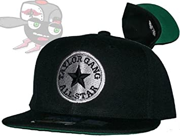 eb0b4d2fea604 Taylor Gang All Star Black Wiz Khalifa Snapback Hat Cap  Amazon.co ...