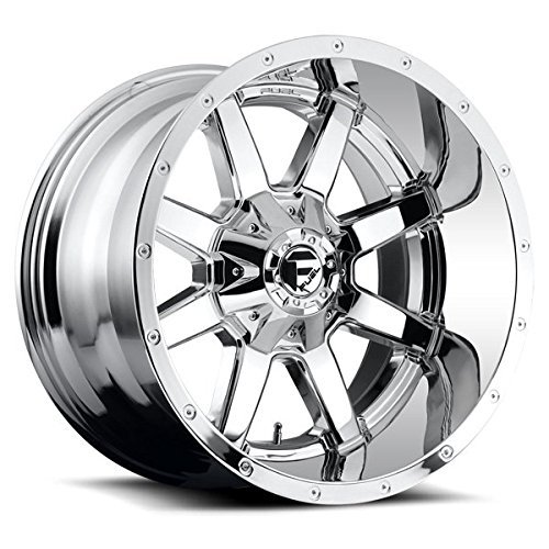 8x170 truck rims chrome - 3