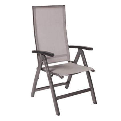 Alfresco Home Patio Furniture.Amazon Com Alfresco Home Serenity 5 Position Patio Chair Garden