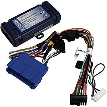 Pac OS2GM32X Onstar Interface for 00-05 Cadillac to Add Aftermarket