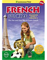 French for Kids: Learn French Beginner Level 1 vol. 2 (Bilingual)