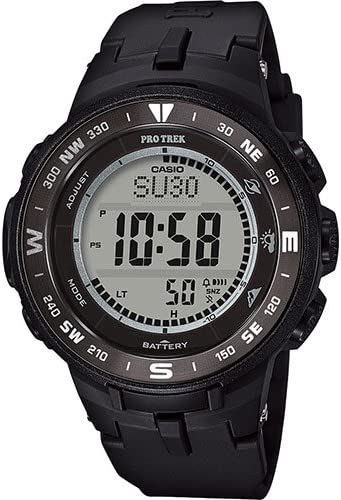 Casio Reloj Digital para Hombre de Cuarzo con Correa en Resina PRG-330-1ER
