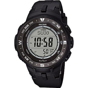 Casio Reloj Digital para Hombre de Cuarzo con Correa en Resina PRG-330-1ER: Amazon.es: Relojes