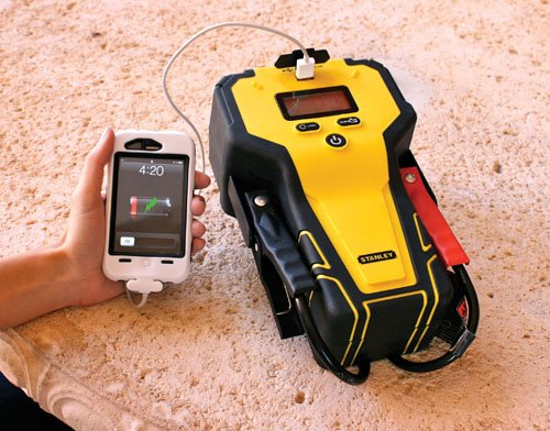 STANLEY Ll1000 Li-Ion Battery Jump Starter by STANLEY (Image #4)