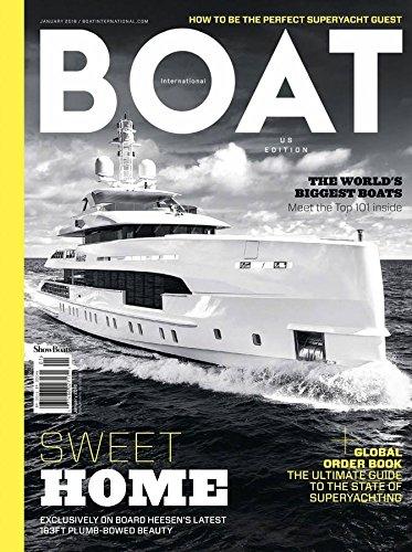 Boat International US Edition (International Magazine)