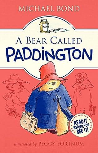 book cover of A Bear Called Paddington