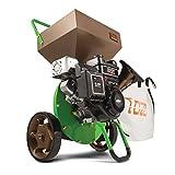Tazz 22753 K42 Chipper Shredder - 205cc 4-Cycle Briggs & Stratton Engine, 5 Year Warranty