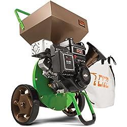Tazz 22753 K42 Chipper Shredder - 205cc 4-Cycle Briggs & Stratton Engine