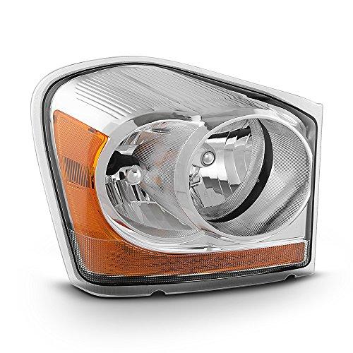 ACANII - For 2004-2005 Dodge Durango Replacement Headlight Headlamp - Passenger Side ()