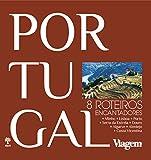 capa de Portugal. 8 Roteiros Encantadores