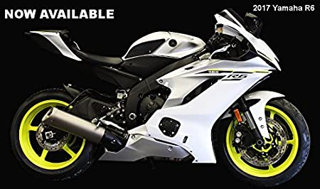 Amazon TECHSPEC YAMAHA R6 2017