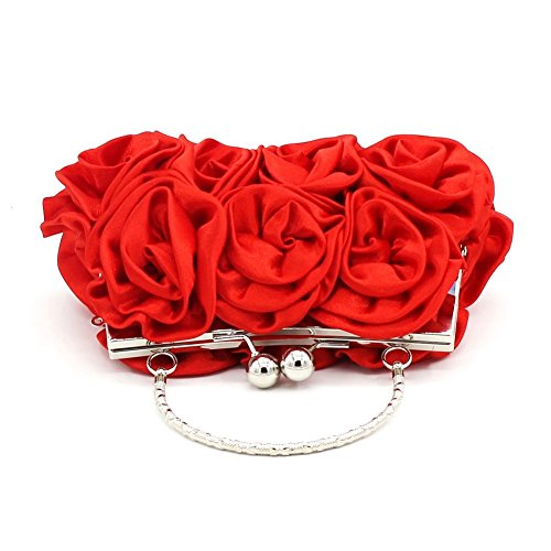 pour 608PTZ63617F Blanc Red Blanc Queta Pochette Femme HwxqUf6