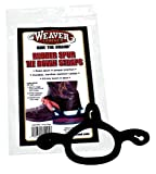 WEAVER LEATHER RUBBER SPUR TIE DOWN STRAPS