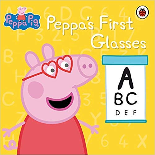 [By aa vv ] Peppa Pig: Peppa's First Glasses (Paperback)【2018】by aa vv (Author) (Paperback)
