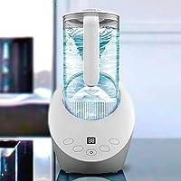 Deluxe | Jarra de Agua Hidrogenada | Hidrogenador de Agua | Agua Hidrogenada | 1500ml de Capacidad | Purificador de Agua…