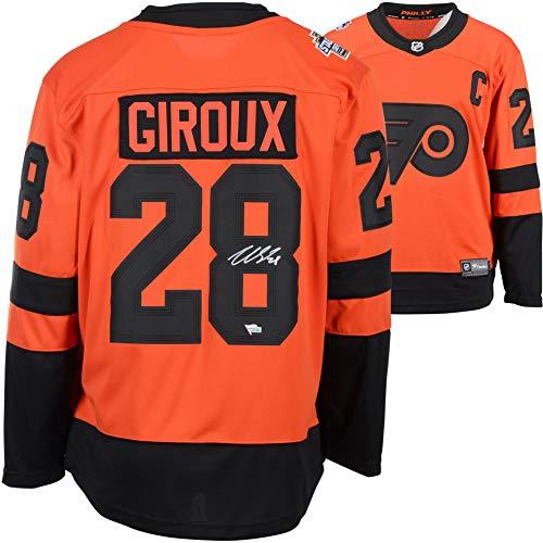 Claude Giroux Philadelphia Flyers Autographed 2019 Stadium Series Fanatics Breakaway Jersey - Fanatics Authentic Certified