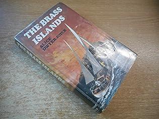 book cover of Brass Islands