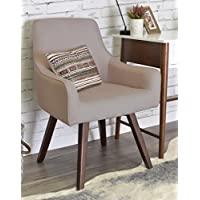ELLE Décor Paige Home Office Chair - French Pink